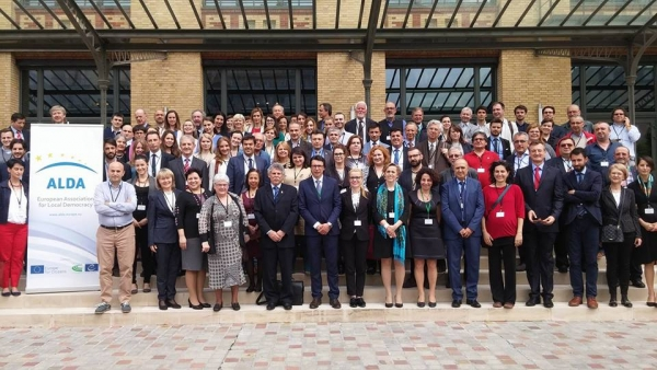 ALDA GENERAL ASSEMBLY 2016: BUILDING A BOTTOM-UP EUROPE IS POSSIBLE, THANKS TO THE COOPERATION OF LOCAL AUTHORITIES AND CIVIL SOCIETY