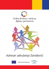 ADRESS BOOK OF ASSOCIATIONS IN ZAVIDOVICI