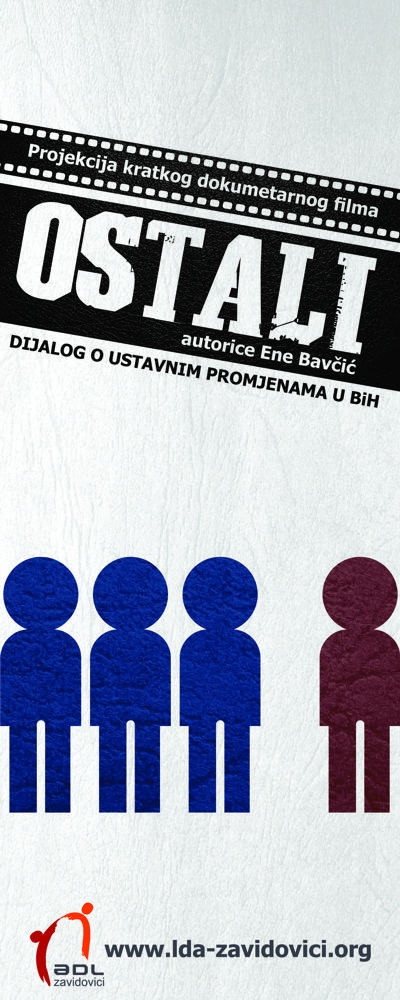 "PRESENTATION OF THE DOCUMENTARY ""THE OTHERS"" IN ZAVIDOVIĆI"