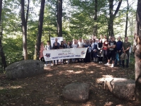 EDUCATIONAL VISIT OF YOUTH TO THE SITES OF MONUMENTAL MEDIAEVAL TOMBSTONES - STEĆCI