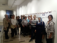 TESTIMONIES OF WOMEN FROM ZAVIDOVIĆI INCORPORATED IN YOKO ONO'S EXHIBITION IN BELGRADE