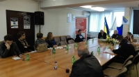 ROUND TABLE ON PEER VIOLENCE HELD IN ZAVIDOVICI