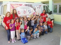 Ludobus–The educational service for children and young people in rural areas