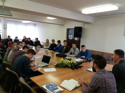 """YOUTH TAKING OVER DAY"" IN THE MUNICIPALITY OF ZAVIDOVIĆI"