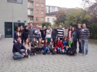 YOUTH FROM ZAVIDOVICI LEARN ABOUT SUSTAINABILITY