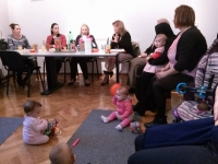 """SIGURNO MJESTO"" CONTINUES WITH A PROGRAM FOR MOTHERS AND PREGNANT WOMEN"