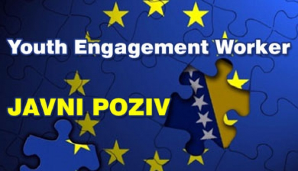 Javni poziv-Youth engagement worker
