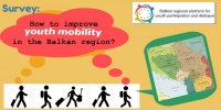 RESEARCH ON YOUTH MOBILITY IN THE BALKAN REGION: GIVE YOUR OPINION IN A SURVEY!