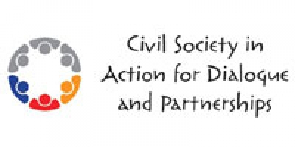 "CALL FOR WRITTEN CONTRIBUTIONS BY THE ""CIVIL SOCIETY IN ACTION FOR DIALOGUE AND PARTNERSHIP"" PROJECT"