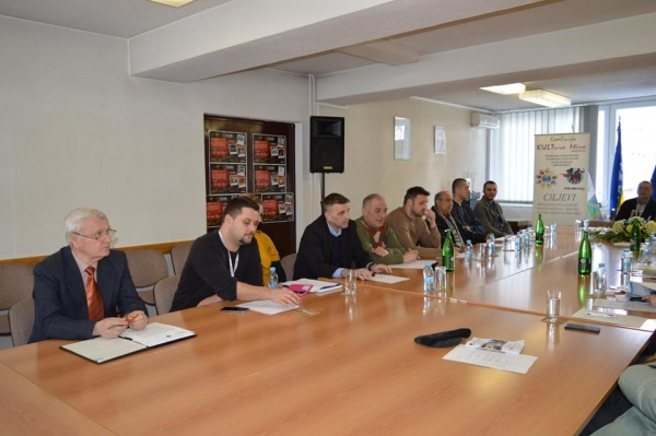 ROUND TABLE: IMPLEMENTATION OF THE ACTION PLAN FOR SOCIAL COHESION IN ZAVIDOVIĆI